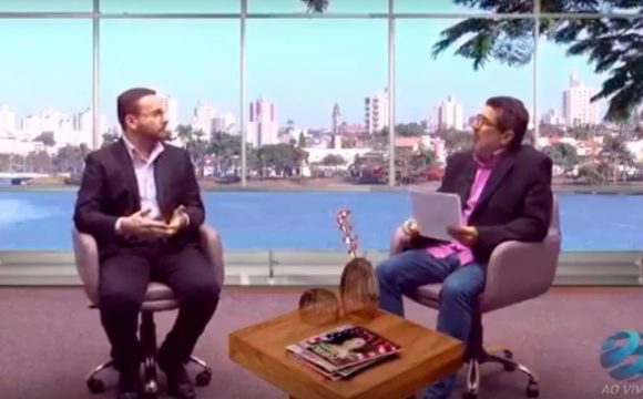 Confira a entrevista de Rafael Brambati na TV Rio Preto