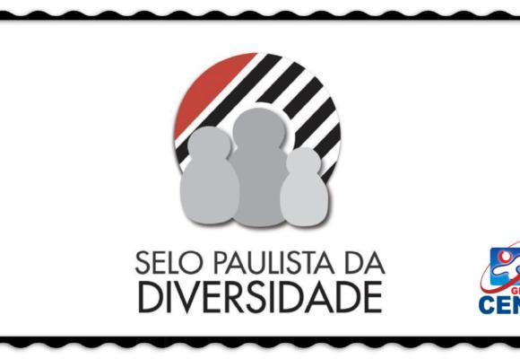 Grupo Cene conquista Selo Paulista da Diversidade
