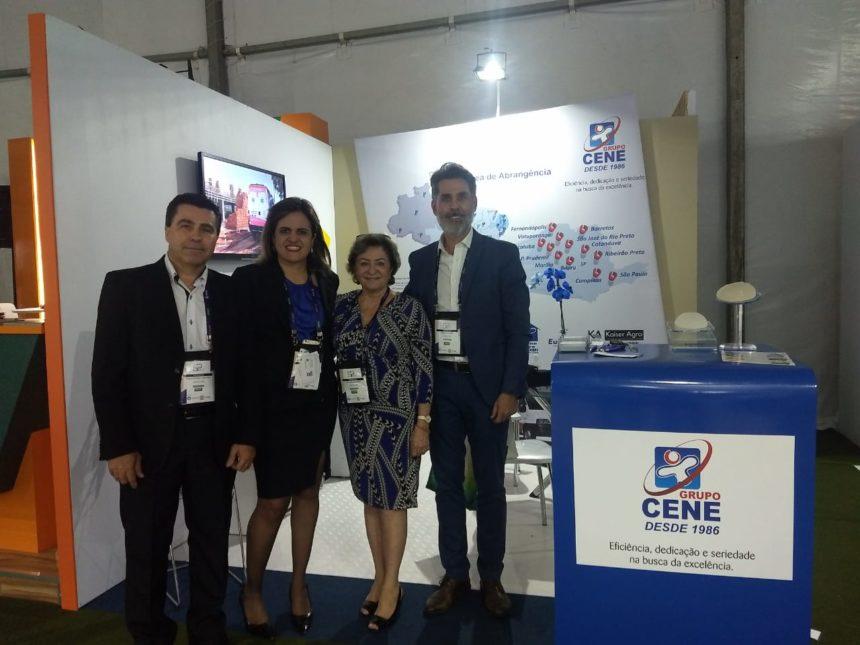 Empresas do Grupo Cene estão presentes no 35ª Suesp