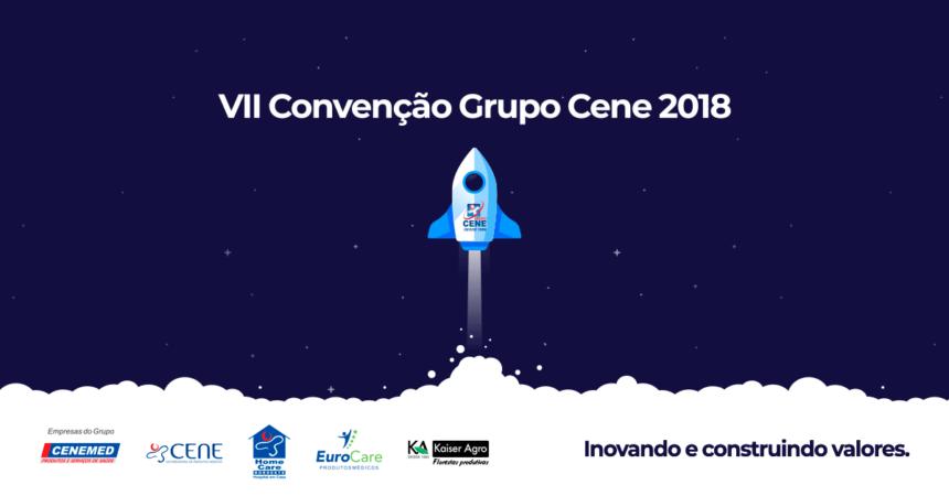 Inovando e Construindo Valores é tema da VII edição da convenção anual do Grupo Cene