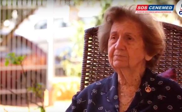 Depoimento Ana Maria Durante – Plano SOS