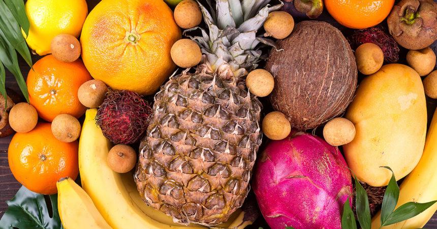 Saudáveis, coloridas e cheias de sabor: frutas são fundamentais para saúde