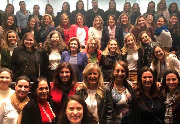 Grupo Cene participa de evento do Movimento Mulher 360