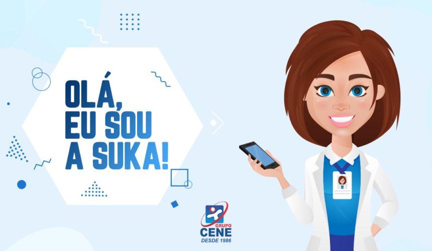 Suka: porta virtual do Grupo Cene