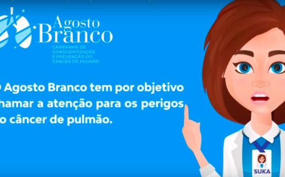 Agosto branco: é preciso falar de prevenção do câncer de pulmão