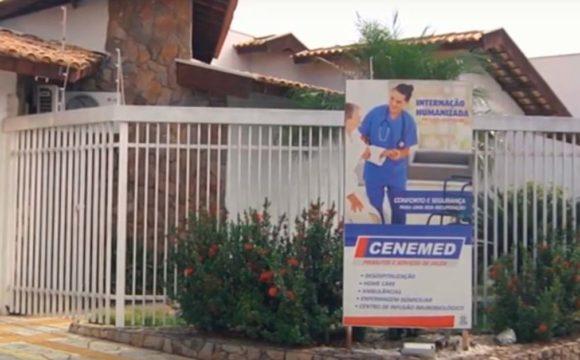 Hospital de Transição – Depoimento Elenice Morata