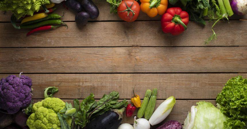 Saborosos e nutritivos: legumes e verduras trazem uma série de benefícios ao nosso organismo