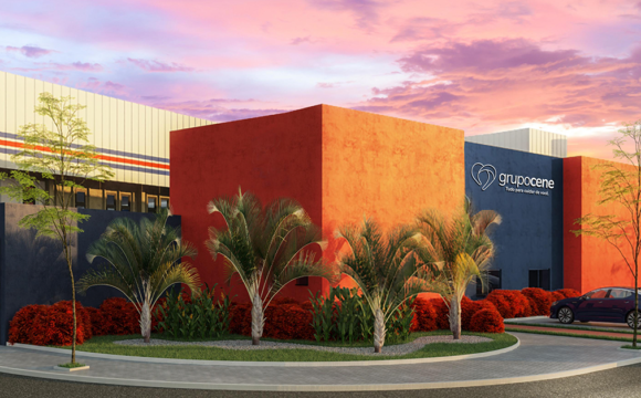 Grupo Cene inaugura nova sede com a maior infraestrutura de home care do Brasil
