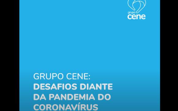 Desafios do coronavírus: a área da saúde não pode parar