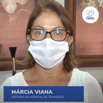 Hospital de Transição – Humanização e cuidados com o coronavírus