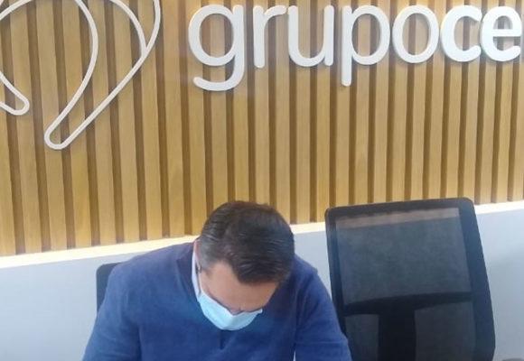 O Grupo Cene é uma das empresas signatárias do Pacto Global